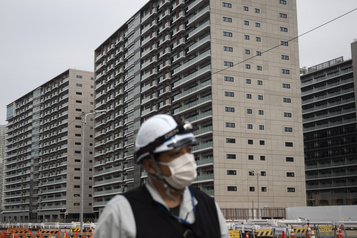 Économies olympiques: Tokyo2021 peut se passer de 20% des installations prévues)