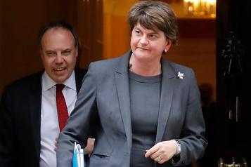 Arlene Foster, la femme qui pourrait faire dérailler le Brexit