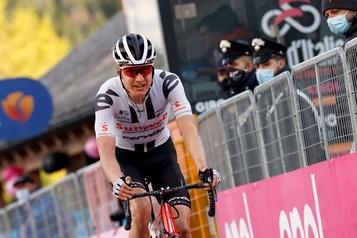 Wilco Kelderman s'empare de la tête au Giro)