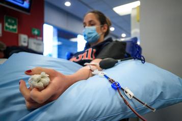 Héma-Québec a besoin de 400dons de sang de plus par jour