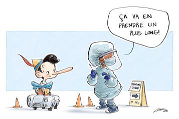 Concours d'illustration  Inspirante pandémie! )