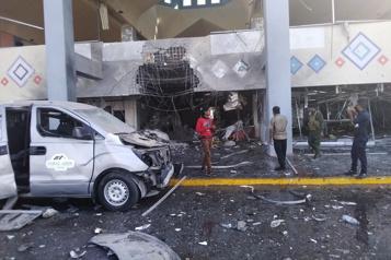 Arabie saoudite Explosion à Riyad, trois jours après l'interception d'un projectile)