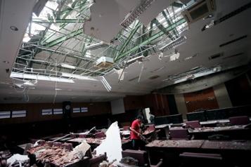 Un séisme de magnitude6 secoue l'Indonésie )
