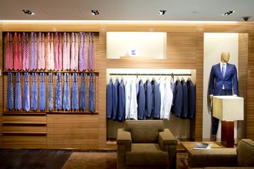 Les détaillants de vêtements devront s'ajuster à l'époque post-COVID)