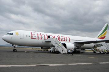 Un Boeing 767 d'Ethiopian Airlines atterrit en urgence à Dakar