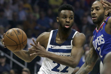 NBA: Andrew Wiggins échangé contre D'Angelo Russell