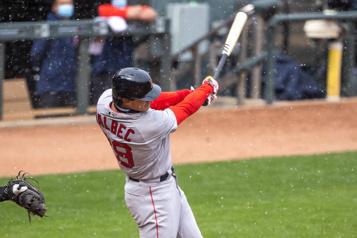 Les Red Sox remportent une septième victoire de suite)