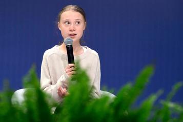 Le président brésilien traite Greta Thunberg de «gamine»