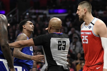 Relance de la NBA: les arbitres ratifient l'entente)