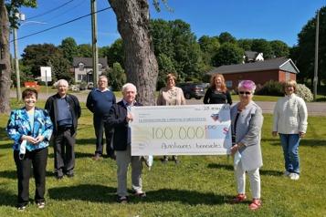 100 000$ pour la santé dans Argenteuil)