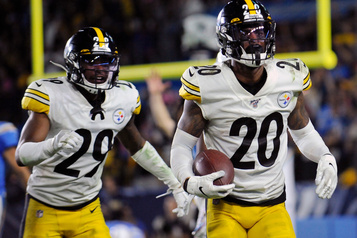 Les Steelers tiennent le coup face aux Chargers