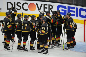Demi-finale des séries de la LNH Ce sera GoldenKnights contre Canadien)