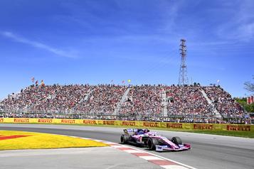 Le Grand Prix du Canada toujours prévu le 14 juin… pour l'instant