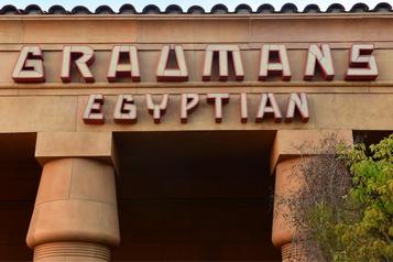 Netflix rachète le mythique cinéma Egyptian Theatre à Hollywood)