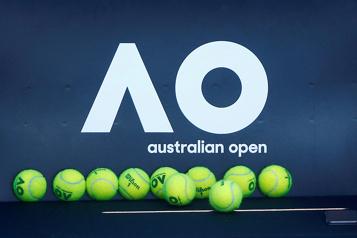 Internationaux d'Australie Deux joueurs touchés par la COVID-19)
