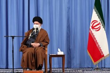 Iran Ali Khamenei appelle à «tout faire» pour freiner la COVID-19)