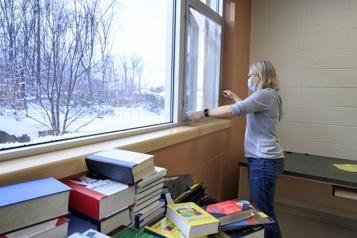 Aérosols dans les écoles Les syndicats interpellent les ministres au sujet de la ventilation)
