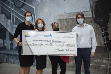 107 000$ pour les sarcomes