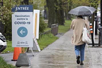 Vaccination  Le Québec se rapproche àgrands pas de son objectif)