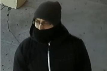 Le SPVM recherche un suspect qui aurait vandalisé des bars dans l'Ouest-de-l'Île)