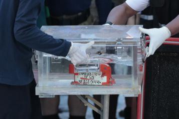 Accident de Boeing en Indonésie Les enquêteurs espèrent trouver la secondeboîte noire)