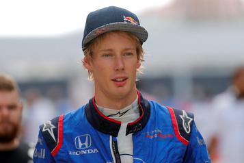 Après sa tasse de café en F1, le Néo-Zélandais Brendon Hartley en Formule E
