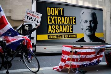 Angleterre La décision sur l'extradition d'Assange rendue après l'élection américaine)