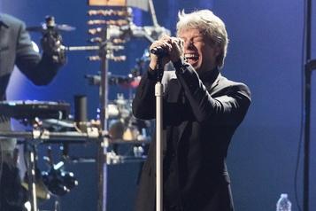Bon Jovi à Montréal le 11 juillet