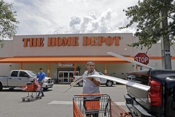Home Depot s'inquiète des tarifs douaniers