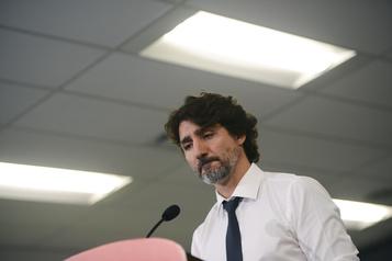 Sondage: la controverse WE Charity nuit à Trudeau)
