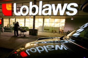 Livraisons Loblaw testera des camions autonomes)
