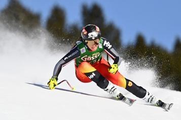 Coupe du monde de SanktAnton Fin de semaine difficile pour Marie-Michèle Gagnon)