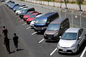Le Japon veut bannir la vente de véhicules à essence dans les années 2030)