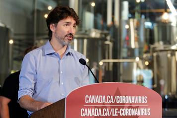 Le Canada verse 300millions pour la lutte mondiale contre la COVID-19 )