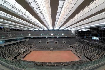 Le coronavirus s'invite à Roland-Garros)