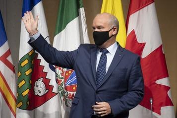 O'Toole ne répliquera pas au discours à la nation de Trudeau )