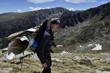 Jimmy Vial, le sherpa-nettoyeur des sommets pyrénéens)