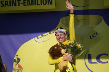 Tour de France Tadej Pogacar fait un pas de plus vers un deuxième titre)