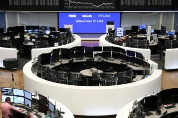 Les Bourses mondiales rebondissent dans un contexte reste délicat)