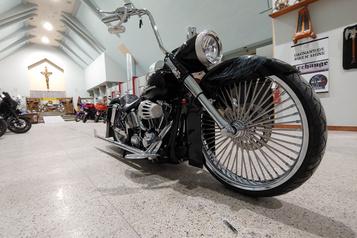Le Centre-du-Québec, paradis pour motocyclistes)
