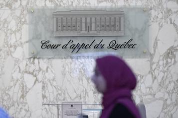 La Cour d'appel maintient la Loi sur la laïcité