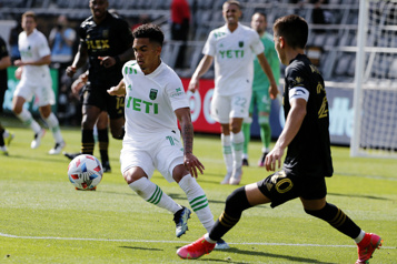 Austin FC battu à son premier match en MLS)