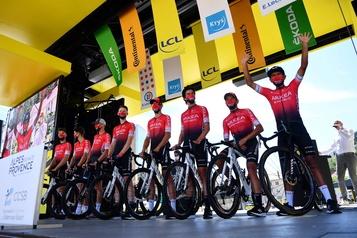 Tour de France Une enquête ouverte sur des soupçons de dopage)