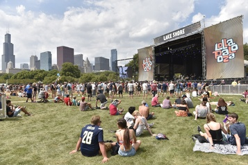 Le festival parisien Lollapalooza annulé