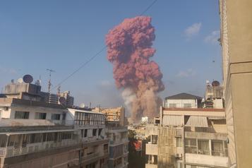 Explosions à Beyrouth: le nitrate à l'origine du drame)