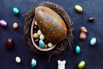 Pâques: chasse aux chocolats... virtuelle