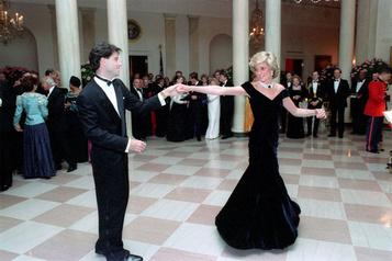 La robe «Travolta» de Lady Diana aux enchères