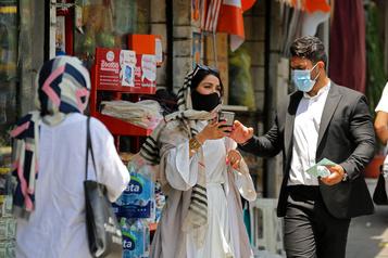 COVID-19: 154 nouveaux décès en Iran)