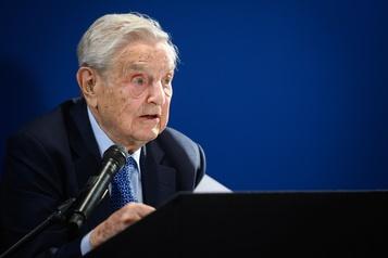 George Soros investira un milliard pour mobiliser contre les «dictateurs»