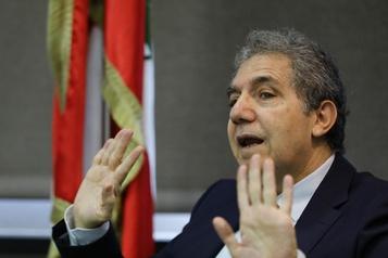 Démissions en série au sein du gouvernement libanais)